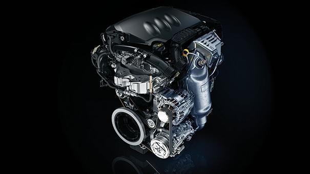 1.2 PureTech EAT6 Turbo Engine