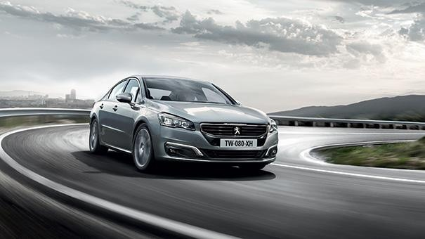 Peugeot 508 Distinctive Design