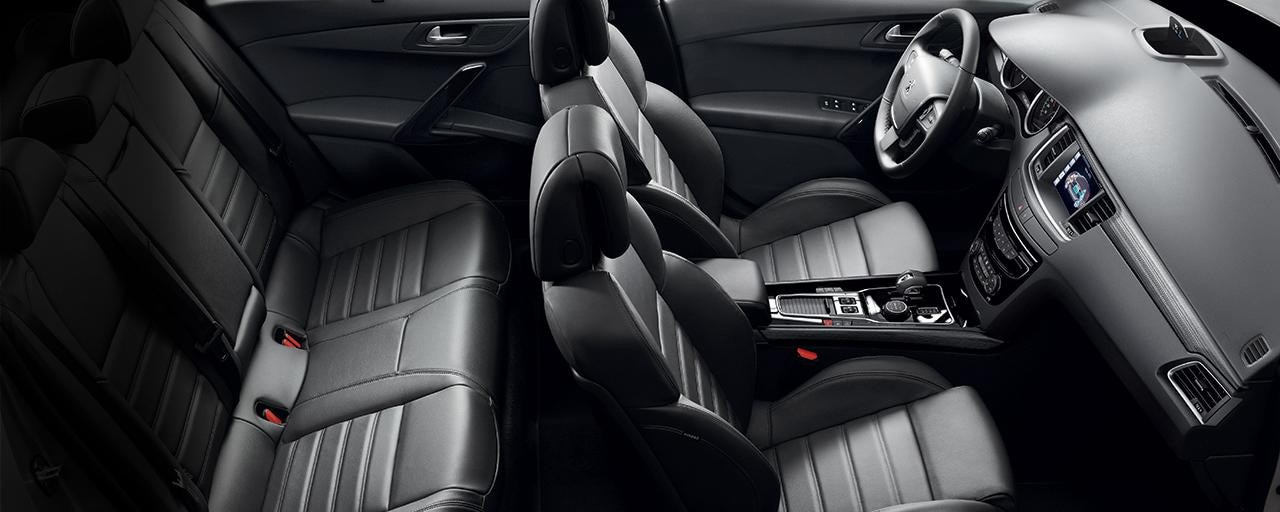 Peugeot 508 Space and Comfort