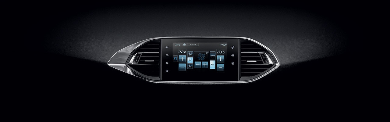 LARGE MULTI-FUNCTION TOUCHSCREEN Peugeot 308 SW