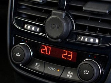 Peugeot 508 Customisable 4-zone Air Conditioning