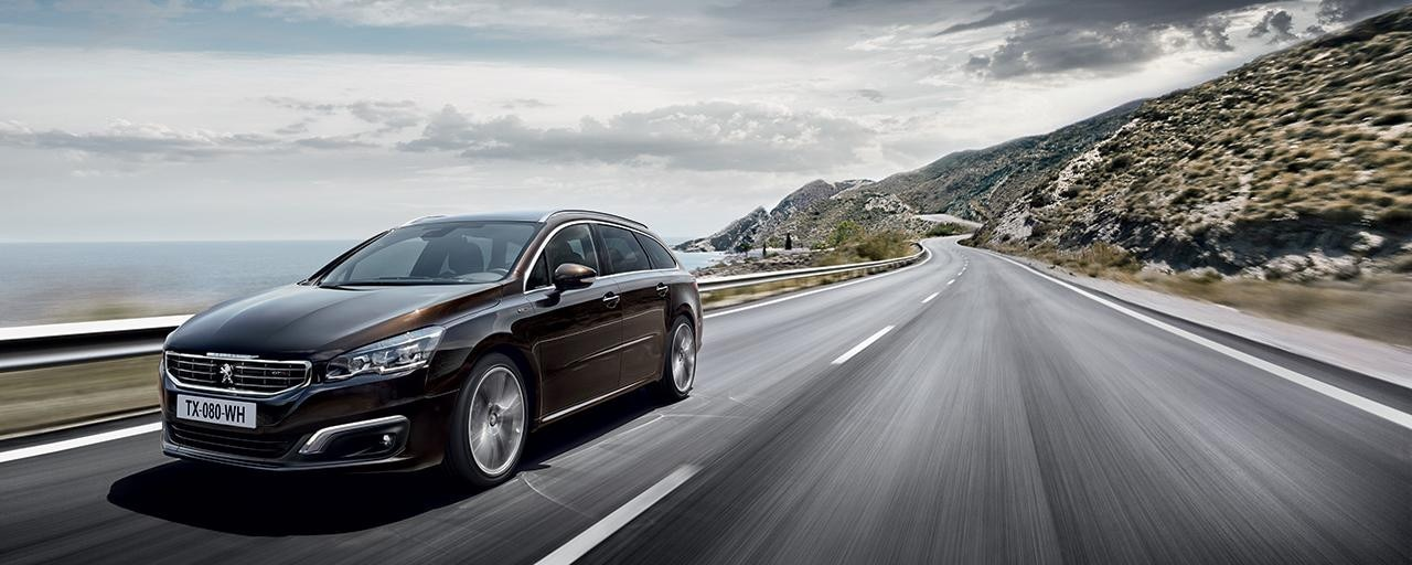 Peugeot 508 Peugeot and the Environment