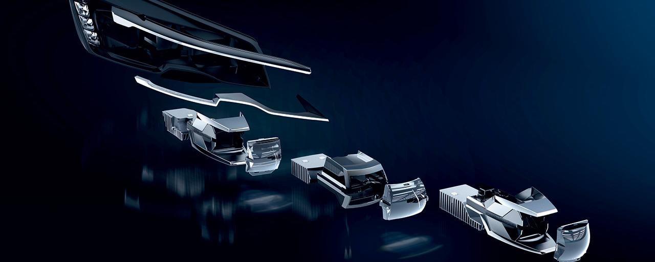 Peugeot 508 Full LED Technology
