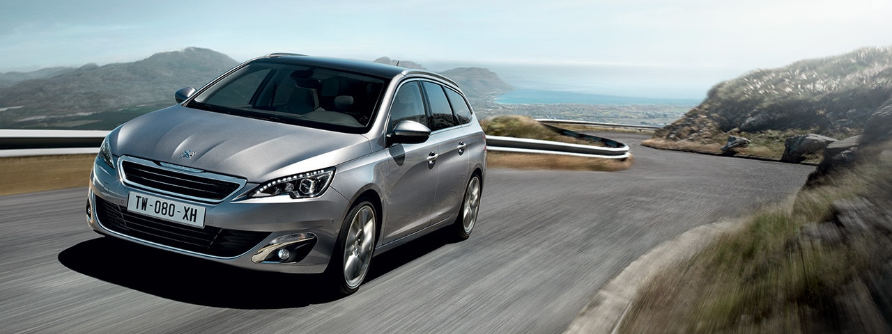 REDISCOVER THE ROAD Peugeot 308 SW