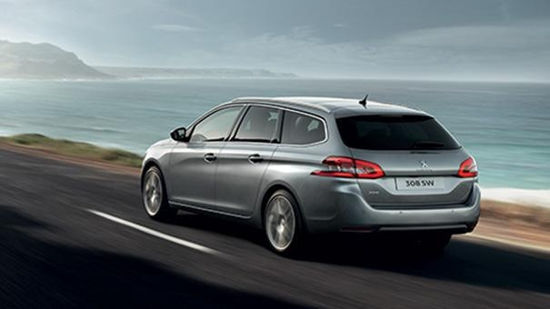 PEUGEOT AND THE ENVIRONMENT Peugeot 308 SW