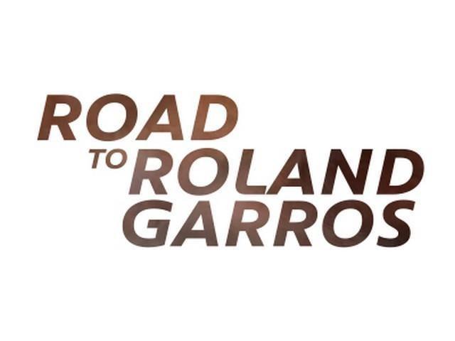 Road to Roland-Garros - Programme's presentation logo