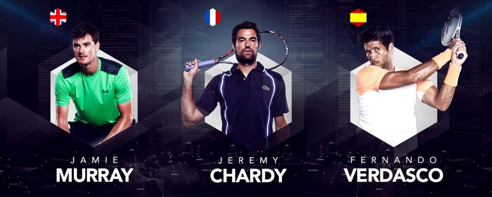 Peugeot Tennis : Ambassadors