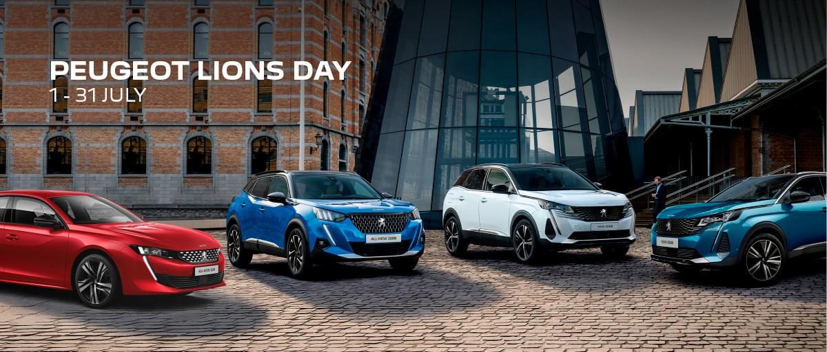 Peugeot Lion's Day