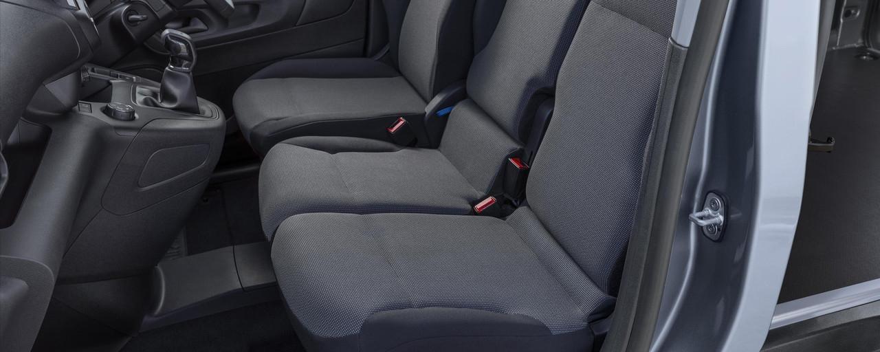 Peugeot Partner Folding Bench Seat