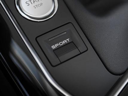 Sensory pleasure - Driver Sport Pack - Peugeot 3008