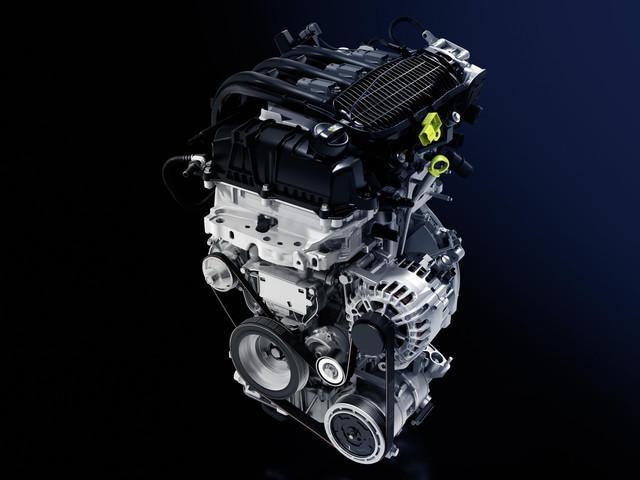 Peugeot Atmospheric PureTech Engine