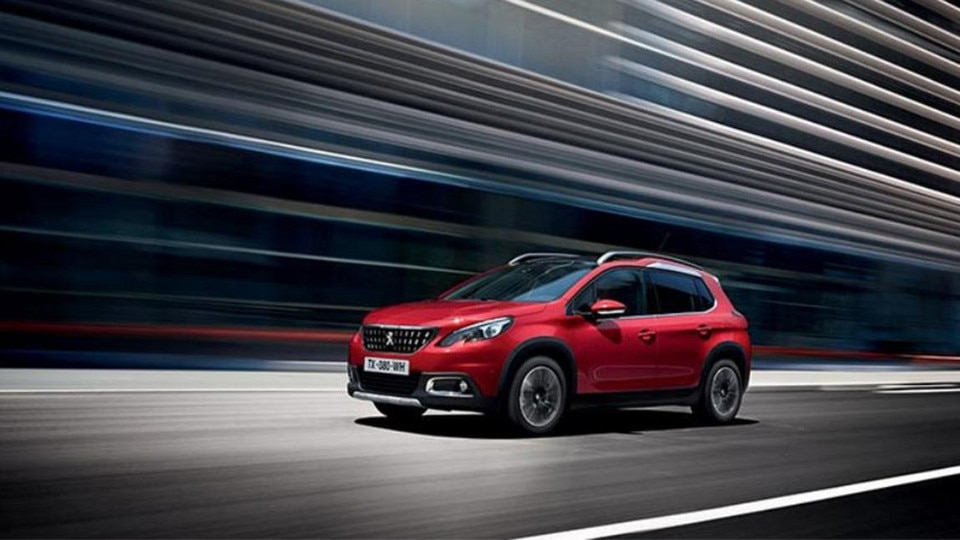 Peugeot 2008 SUV The Seductive Power of the Suv