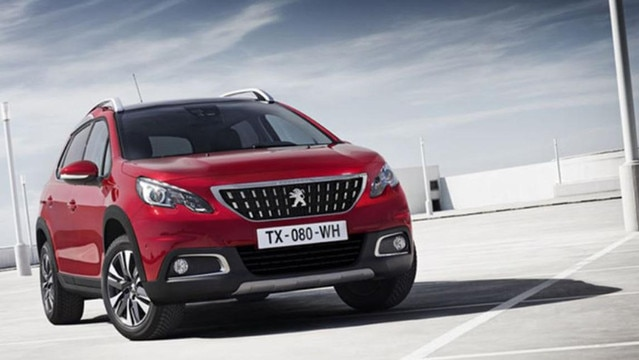 Peugeot 2008 SUV The Irresistible SUV