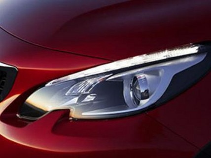 Peugeot 2008 SUV Headlamps