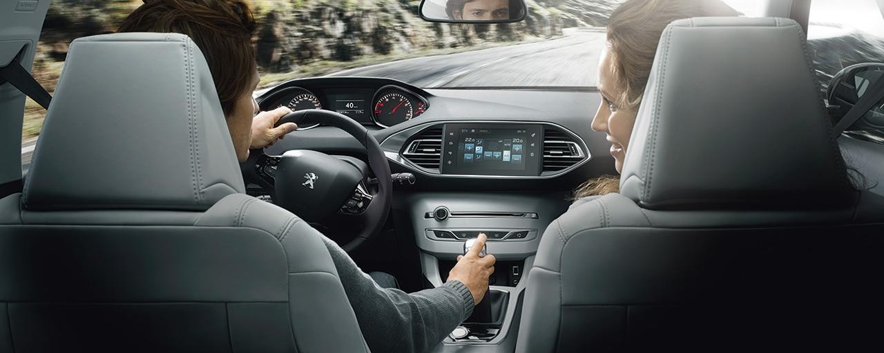 Peugeot 308 Rediscover the Road