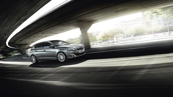 Peugeot 308 Refined Design