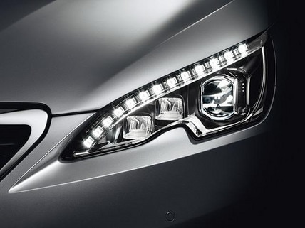 Peugeot 308 Full Led Technology