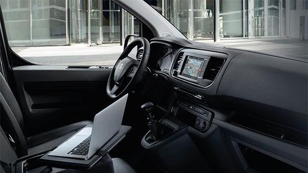 Peugeot Expert Van Interior Comfort