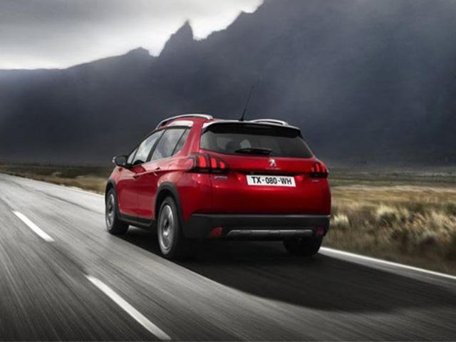 Peugeot 2008 SUV Stop & Start