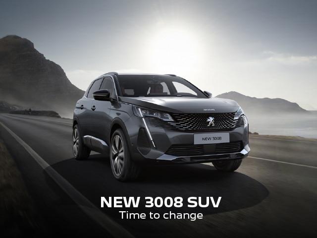 NEW 3008 SUV
