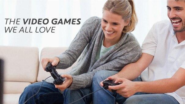 PEU - Video Game Thumbnail