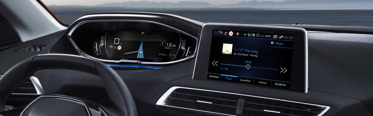 Peugeot 3008 i-Cockpit®
