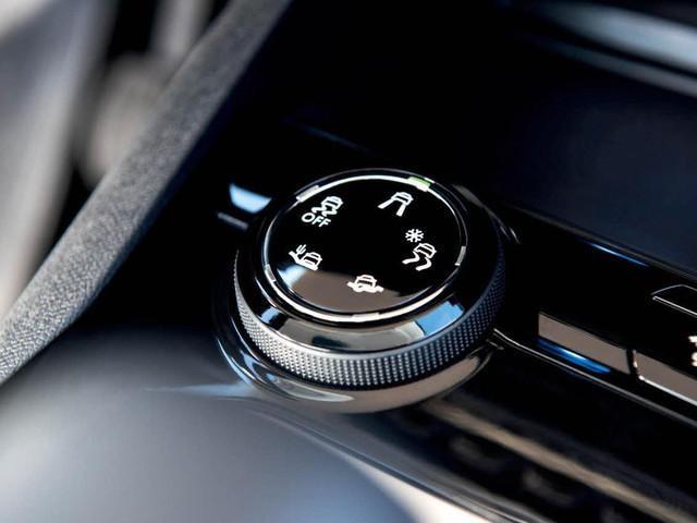 Peugeot 3008 Grip Control