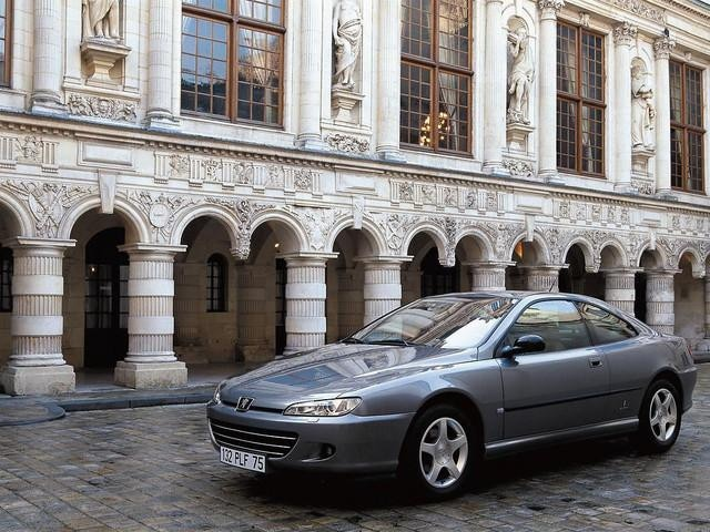 The automobile – 1997 the Peugeot 406, the first diesel-engine coupé
