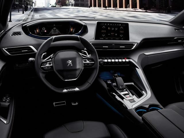 Peugeot i-Cockpit New SUV 3008