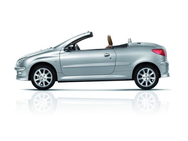 Cars - Peugeot 206 CC
