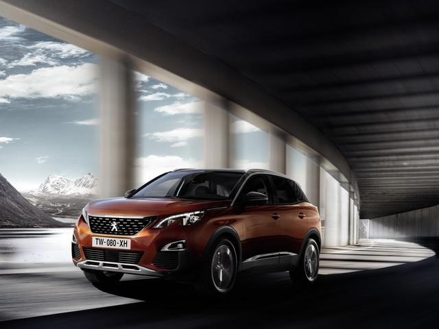 Cars - 2016, Peugeot 3008
