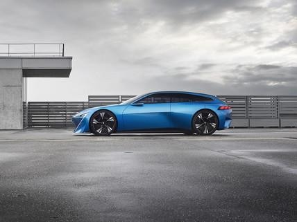 The shooting brake by Peugeot