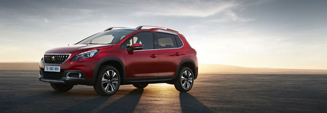 Peugeot 2008 The High-Tech SUV