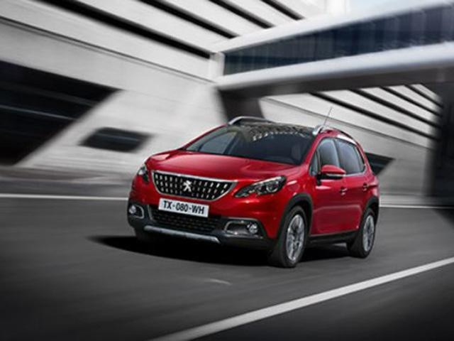 Peugeot 2008 The Irresistible SUV