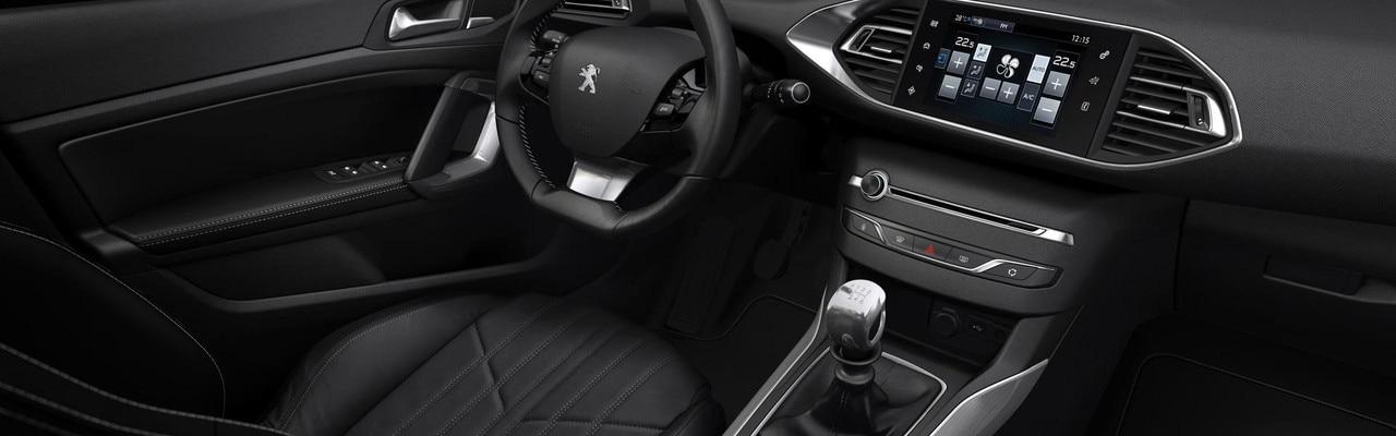 Peugeot Intelligent Traction Control
