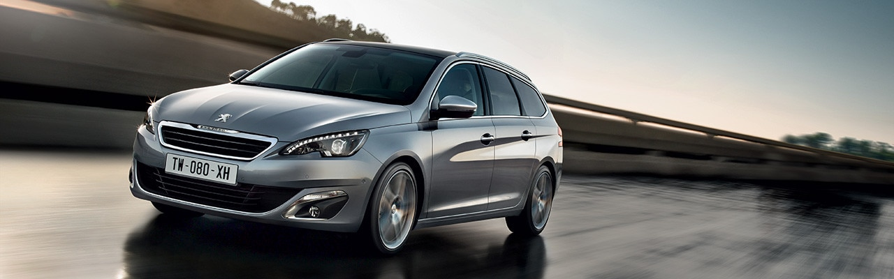Incredibly Spacious Peugeot 308 SW
