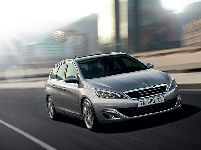 High-Tech Performance Peugeot 308 SW