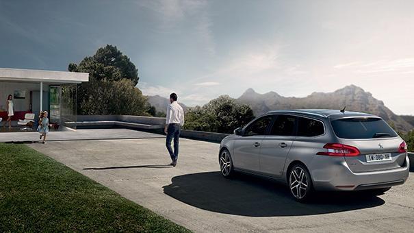 Elegant Excellence Peugeot 308