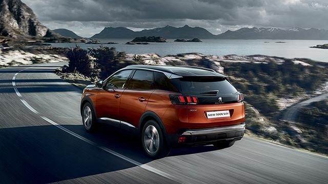 Peugeot 3008 SUV Innovative Technology