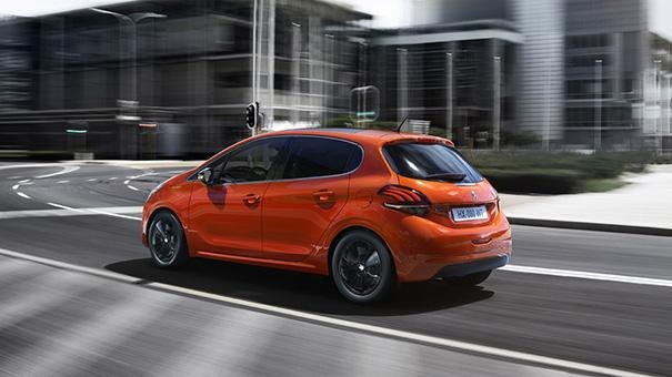 Peugeot 208 Appealing New Style
