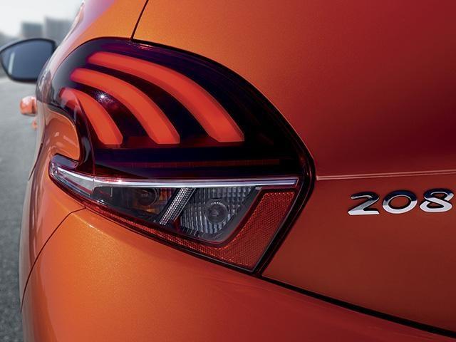 Peugeot 208 Light Play