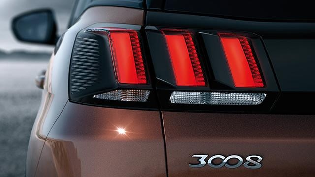 Peugeot 3008 SUV Distinct Design
