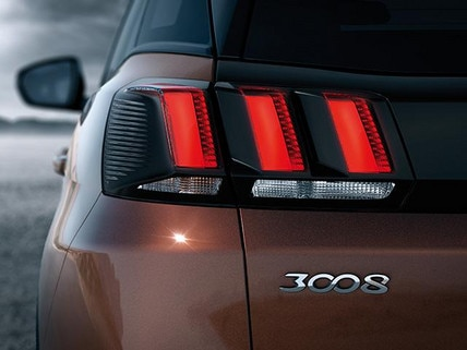 Peugeot 3008 SUV Distinct Design