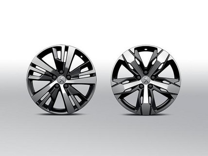 Peugeot 3008 SUV Wheels