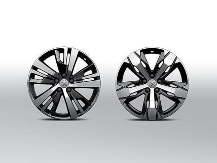 Peugeot 3008 SUV Wheels