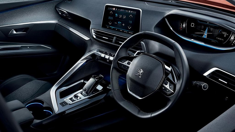 Peugeot 3008 SUV  PEUGEOT i-Cockpit®
