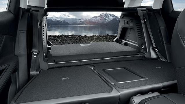 Peugeot 3008 SUV Generous Boot Space