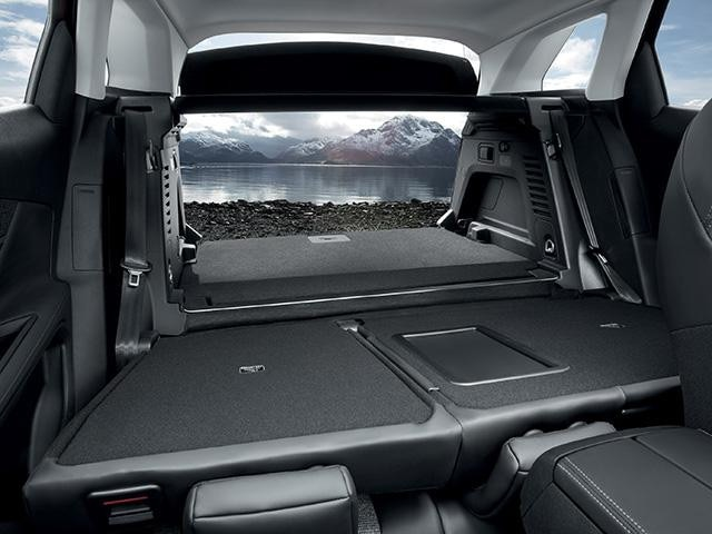 Peugeot 3008 SUV Generous Boot Space