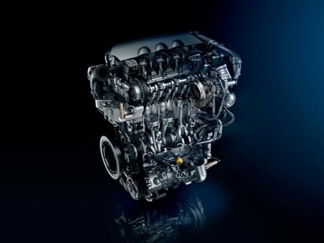 Peugeot 208 1.2l Puretech Turbo Engine